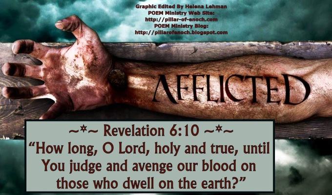 Revelation 6 10 a